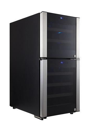 Kalamera KRC-33DZF Design Weinkühlschrank