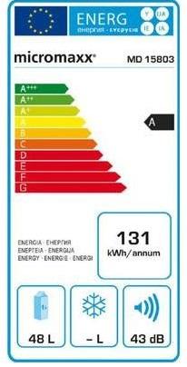 Medion Weinkühlschrank Energieeffizienz