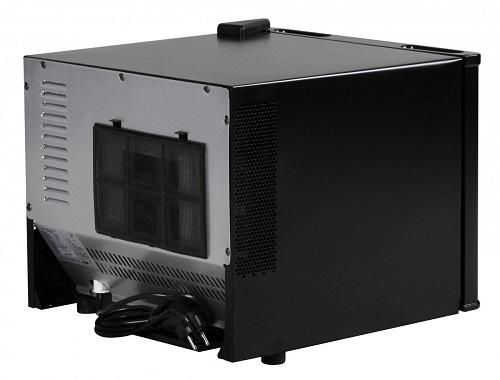 Amstyle Minikühlschrank 17 Liter von hinten