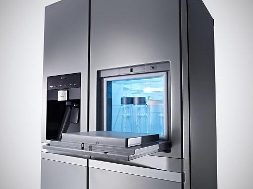 LG GSP 545 PVYZ8 Kühlfach