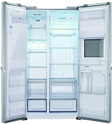 Side By Side Kühlschrank Test 2019 Die 4 Besten Geräte Im Vergleich