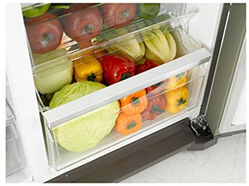 Smeg Kühlschrank Testbericht : Samsung rs7778fhcslef test 2018 kühlexperte