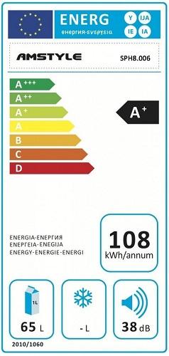 Amstyle Energieeffizienz
