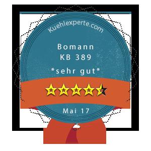 Bomann-KB-389-Wertung