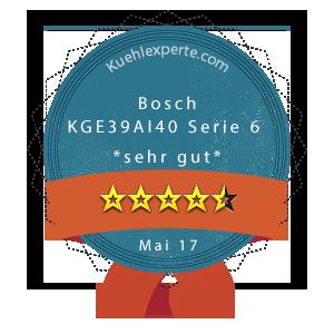 Bosch-KGE39AI40-Serie-6-Wertung