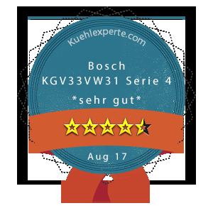 Bosch-KGV33VW31-Serie-4-Wertung