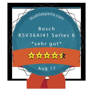 Bosch-KSV36AI41-Series-6-Wertung