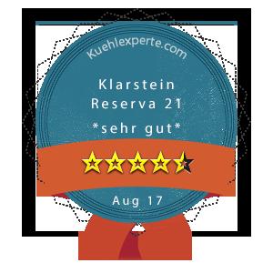 Klarstein-Reserva-21-Wertung