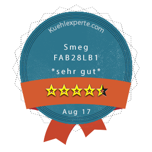 Smeg-FAB28LB1-Wertung