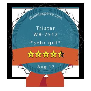 Tristar-WR-7512-Wertung