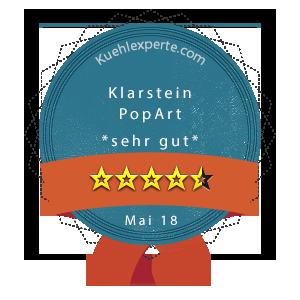 Klarstein-PopArt-Wertung