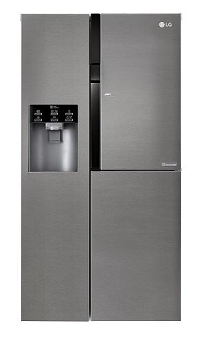 Side by Side Kühlschrank Test 2018 (Die 4 besten Geräte im Vergleich)