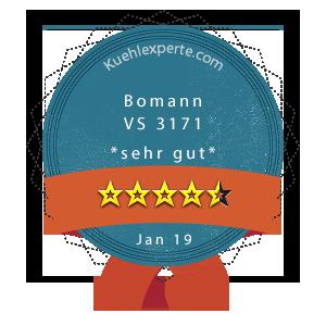 Bomann-VS-3171-Wertung