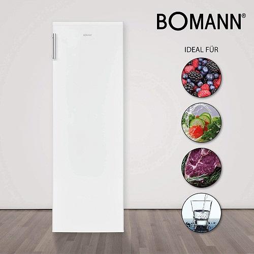 Bomann VS 3173 im Einsatz