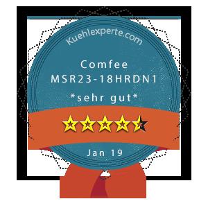 Comfee-MSR23-18HRDN1-QE-Wertung