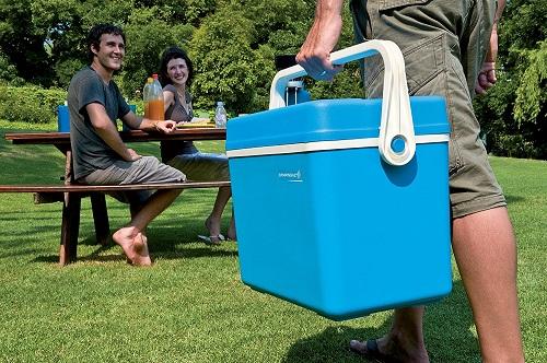 Campingaz Isotherm Extrem beim Picknick