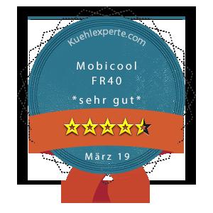 Mobicool-FR40-Wertung